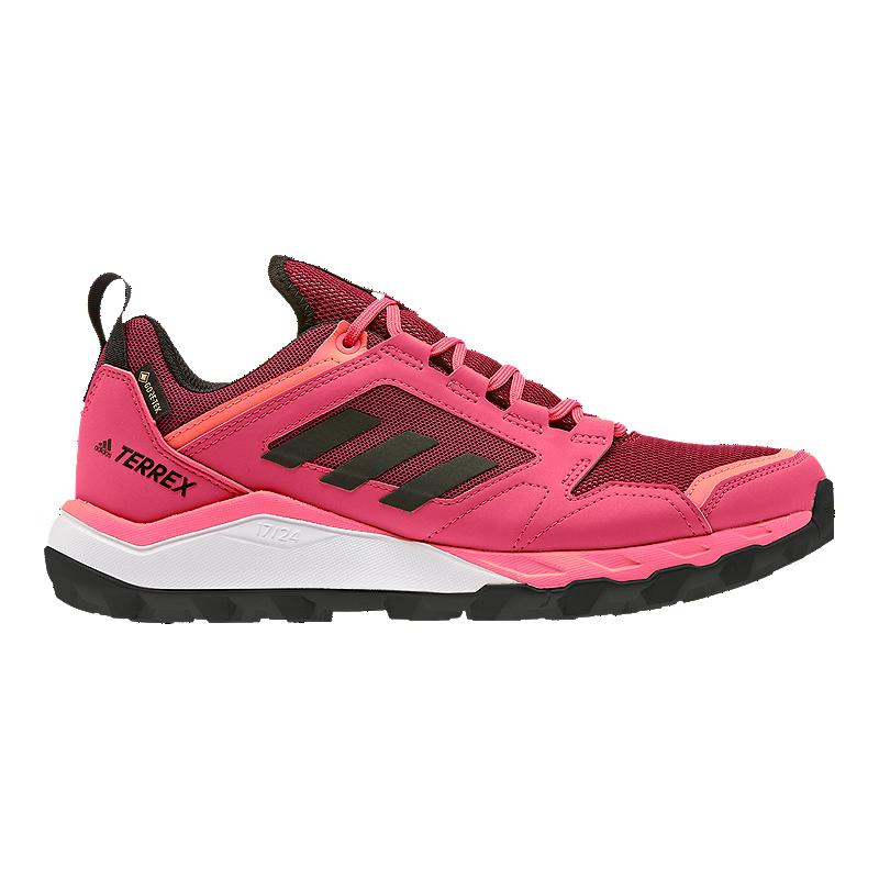 Monumentale Dedurre Capra  adidas Women's Terrex Agravic Gore-Tex Trail Running Shoes | Sport Chek