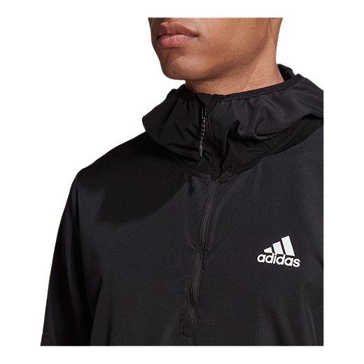 Descomponer Saturar Calibre  adidas Men's Prime Blue 1/4 Zip Pullover Jacket | Sport Chek