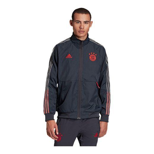 Bayern Munich adidas Men's Anthem Jacket