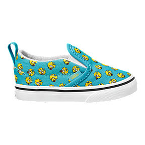 Vans x Simpsons Slip On Shoes