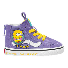 Vans x Simpsons SK8-HI Shoes