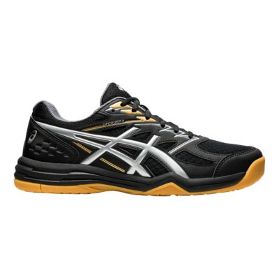 mizuno volleyball shoes black and yellow mens