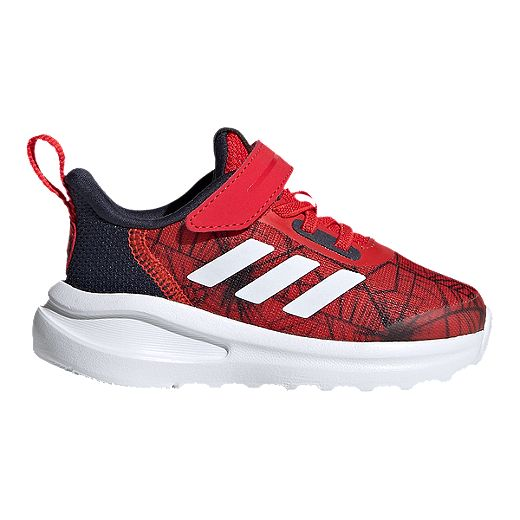 adidas Toddler Fortarun AC Spiderman Running Shoes   Sport Chek
