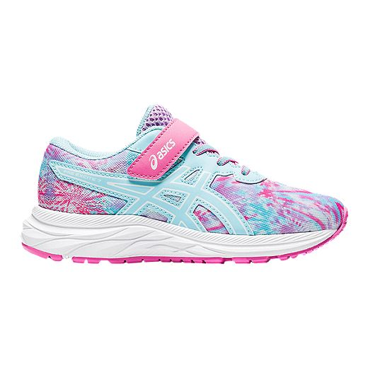 ASICS Girls' Pre-School Gel Excite 7 Running Shoes