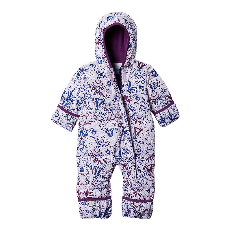 Image of Columbia Infant Girls' Snuggly Bunny Down Bunting