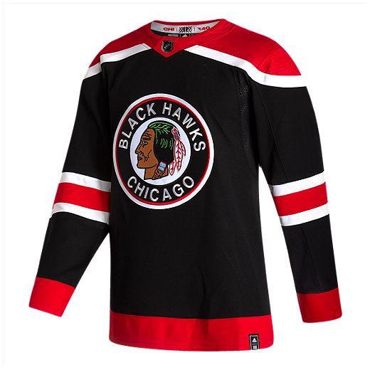 Chicago Blackhawks adidas Adizero Reverse Retro Authentic Jersey ...