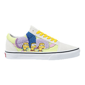 Vans x Simpsons Women's Old Skool The Bouviers Skate Shoes
