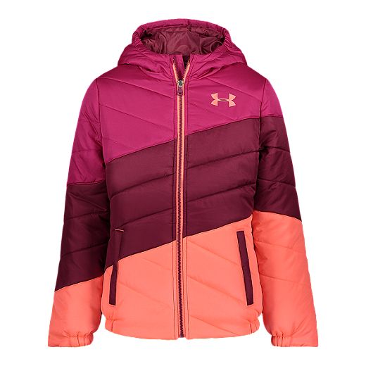 Inmundicia región dilema  Under Armour Girls' Primeblock Puffer Jacket | Sport Chek