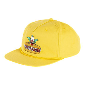 Vans x Simpsons Men's Shallow Unstructured Hat