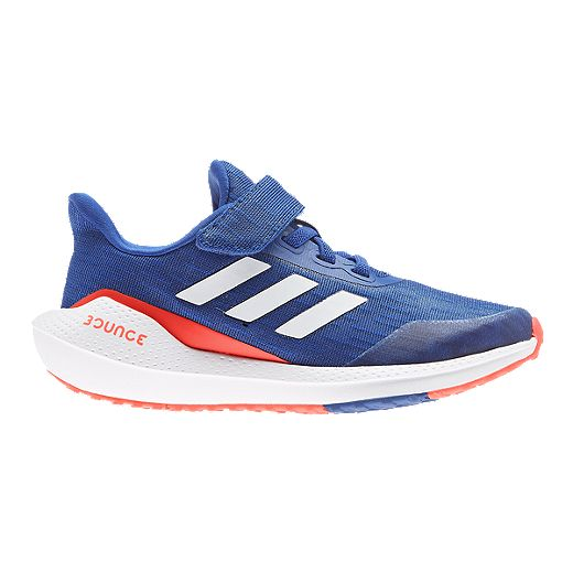 adidas Kids' Pre-School EQ Run AC Team Running Shoes