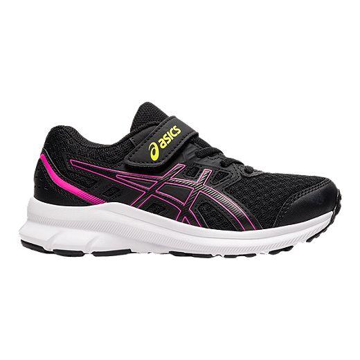 ASICS Girls' Pre-School Jolt 3 Running Shoes