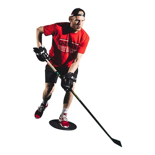 Use a Hockey Balance Board For These Crucial Exercises
