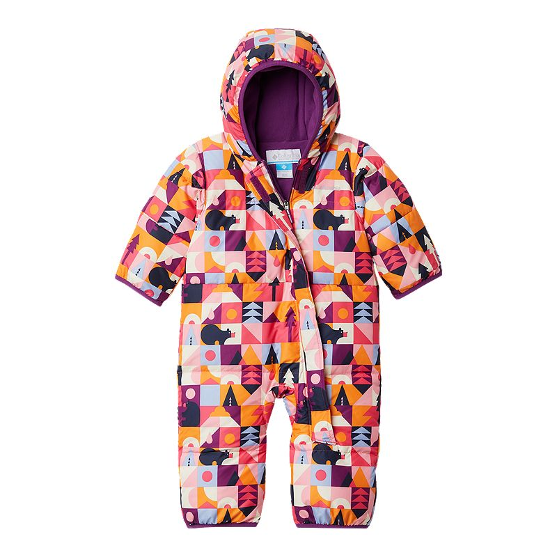 Image of Columbia Infant Girls' Snuggly Bunny Bunting