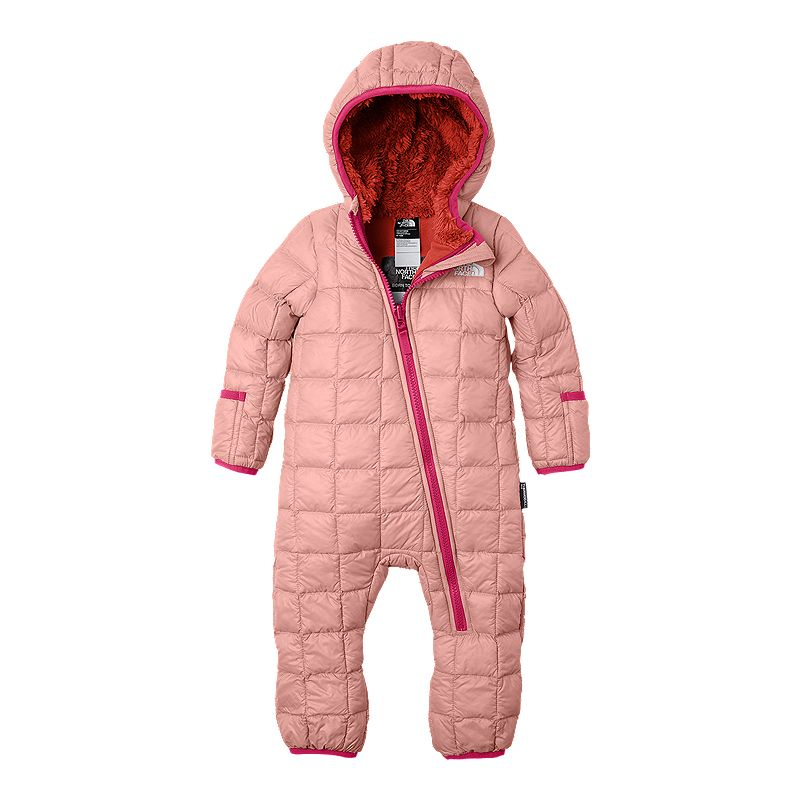 Image of The North Face Infant Girls' ThermoBall™ Bunting Suit