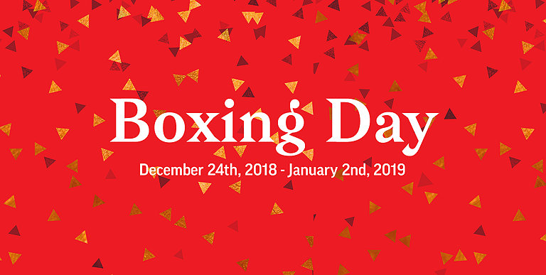 d272f581ed96 Boxing Day Sale 2019