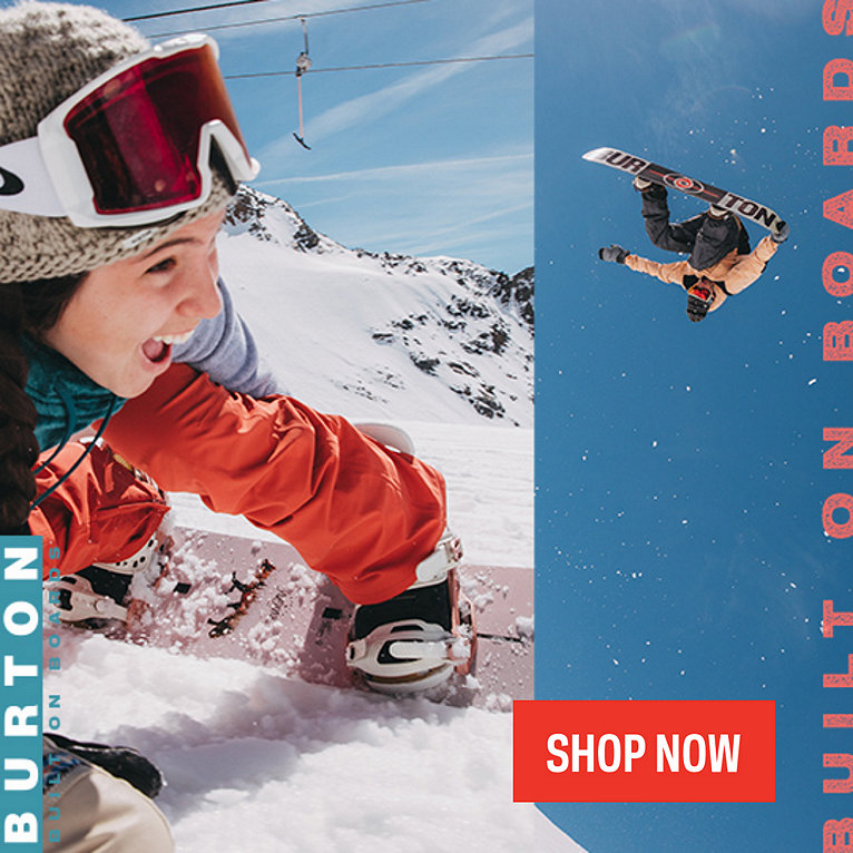 Burton Built on Boards Collection