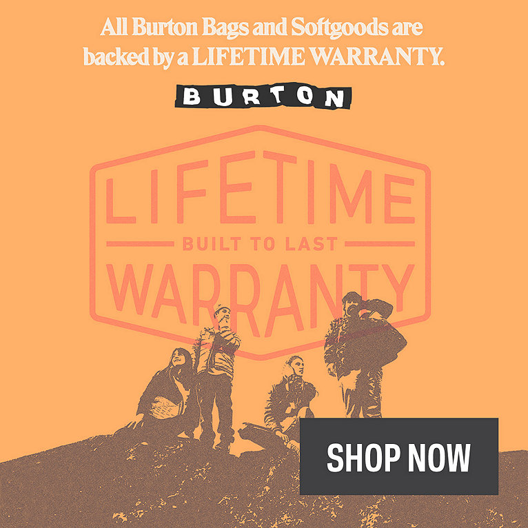 Burton Oaks & Lifetime Warranty