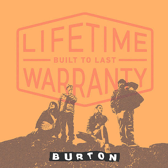 1aacbe740e Shop All Burton. Lifetime Warranty