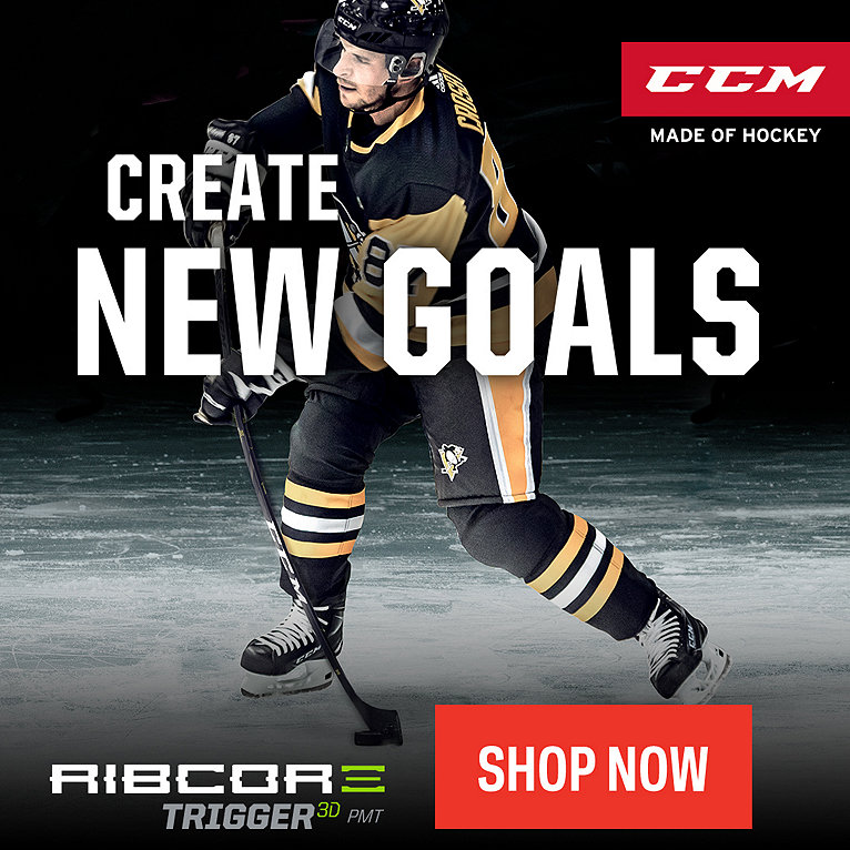 CCM Ribcor Trigger 3D Hockey Sticks