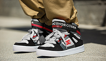 Boys' DC Shoes