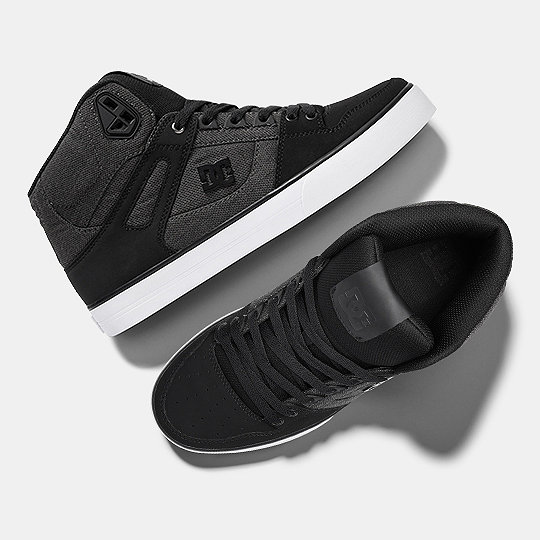 Shop the Pure High-Top Skate Shoe 3cb275a30bf08
