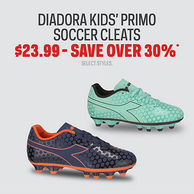 Diadora Kids' Primo Soccer Cleats - Over 30% Off*