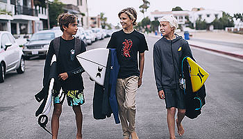 Shop Hurley Kids' Clothing & Accessories Collection