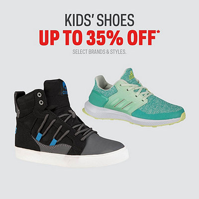 Select Kids' Shoes up to 30% Off*