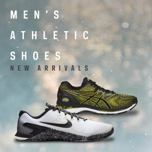 Men's Shoes New Arrivals