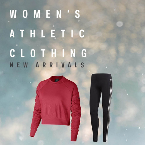 Women's Apparel New Arrivals