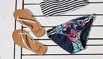 Roxy Sandals & Flip Flop Collection