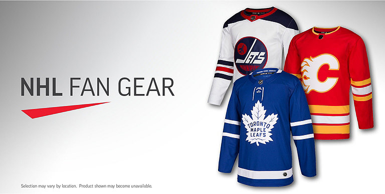 637f265d NHL Jerseys, T-Shirts, Hats & Accessories | Sport Chek