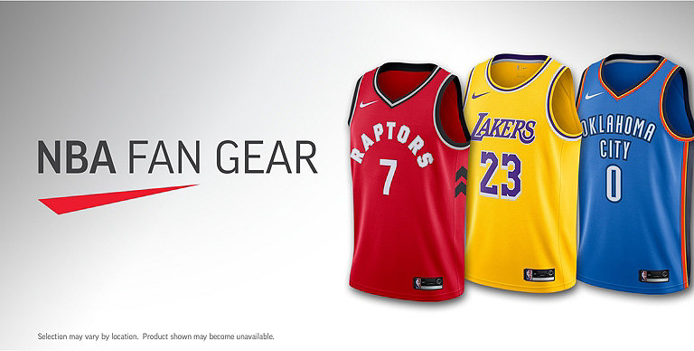 pretty nice f813a bec7b NBA Jerseys, T-Shirts, Hats & Accessories | Sport Chek