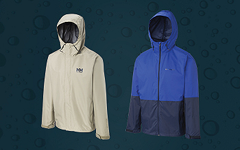 Shop Men's Rain Jackets