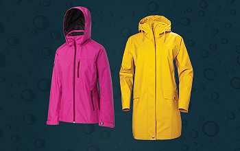 Shop Women's Rain Jackets