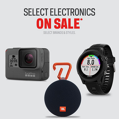 Select Electronics On Sale