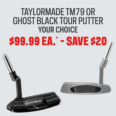 Putters on Sale