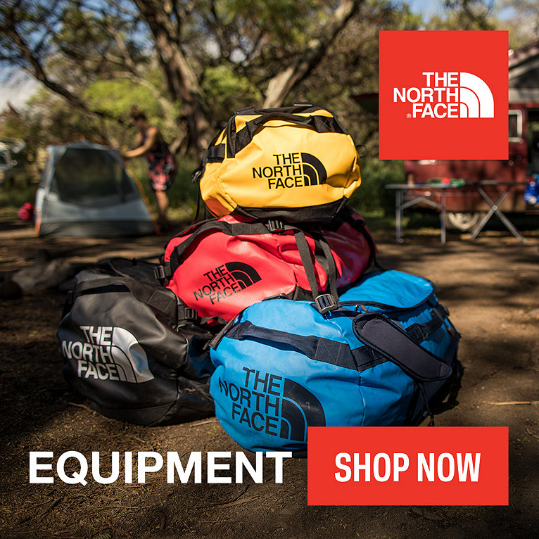The North Face Equipment