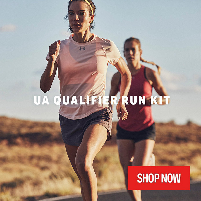 Under Armour Qualifier Running Collection