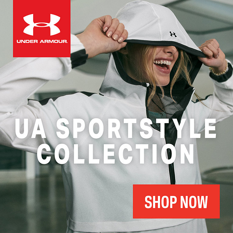 Under Armour Sportstyle Collection