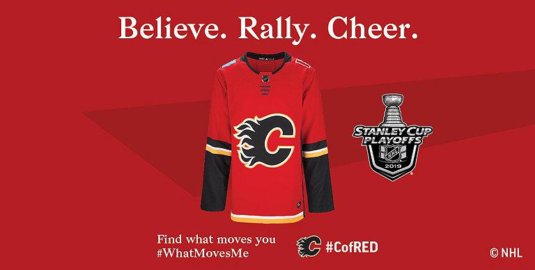 c32d07d15b8 Calgary Flames Jerseys