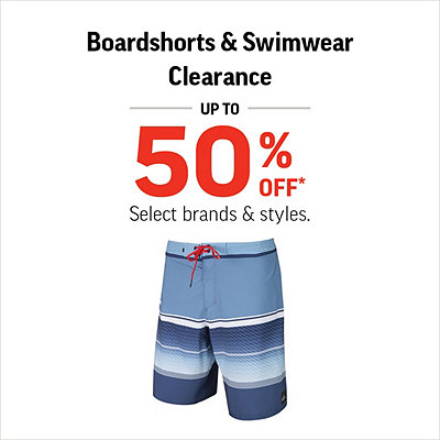 Men's, Women's & Kids' Boardshorts & Swimwear Clearance