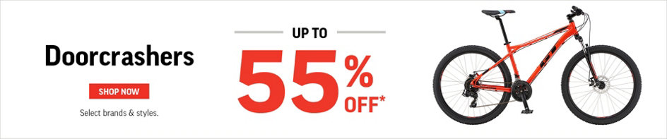 Doorcrashers Up to 55% Off* Select Brands & Styles Shop Now.