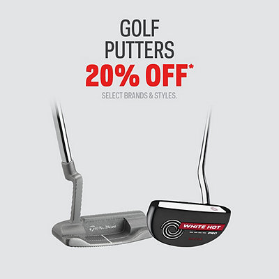 Golf Putters 20% Off