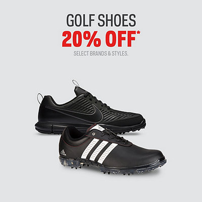 Golf Shoes 20% Off