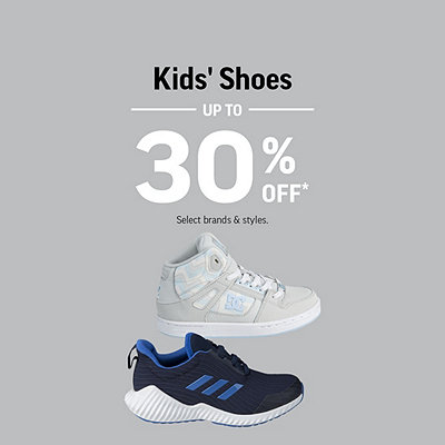 Kids' Shoes Deals up to 30% Off*