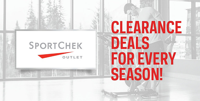 144897793aa26 Outlet | Shop Clearance Deals & Sales | Sport Chek