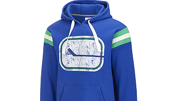 Shop Canucks Clothing