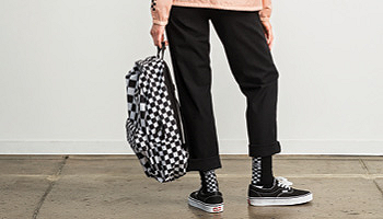 Shop Backpacks, Hats & Socks