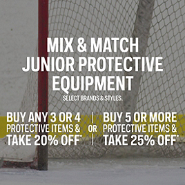 Mix and Match Junior Protective